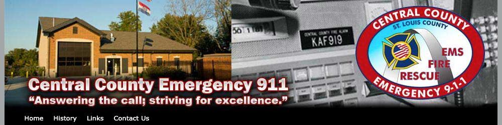 Central County Emergency 911